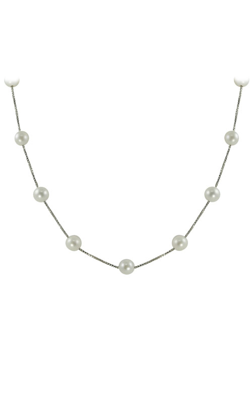 Imperial Pearls - spaced_pearl_necklace.png - brand name designer jewelry in College Station, Texas